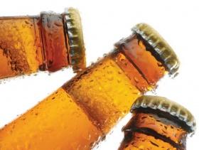 Около 29 000 бутылок пива пытался провезти контрабандист