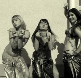 Наши восточные девушки