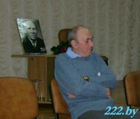 Леонид Бульчик, сын актёра