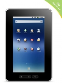 CherryPad America 7-inch Android 2.1 tablet computer