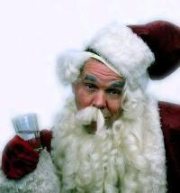 Дед Мороз не трезв