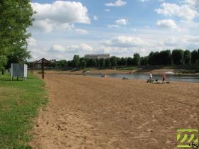 Днепровский пляж