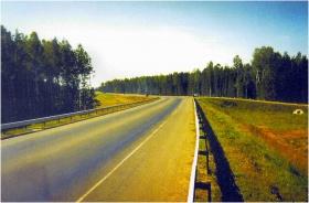 дорога Могилёв - Бобруйск