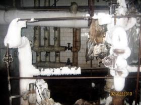 утечка аммиака на ОАО Бобруйский мясокомбинат