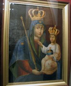 Икона Белыничской Божьей Матери