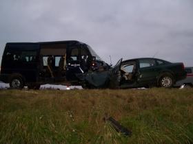 Авария в Чаусском районе. Есть погибшие.