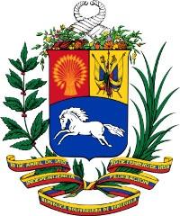 Правильный герб Венесуэлы