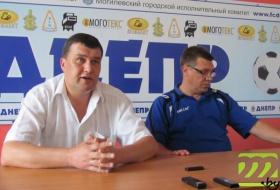 Александр Сентюров и Андрей Скоробогатько держат ответ