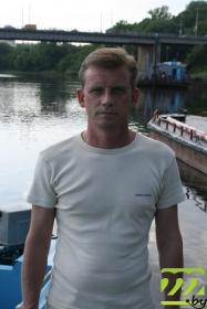 Андрей Войтов, начальник Днепровской спасательной станции