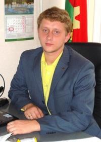 Александр Иваненко говорит от имени могилёвской молодёжи