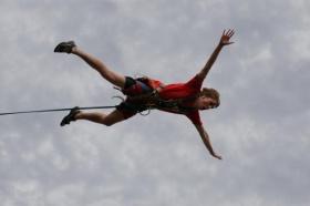 Rope-jumping в Могилёве