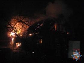 Пожар на Калинина