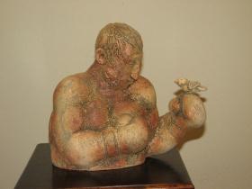 Персональная выставка керамики Валерия Колтыгина