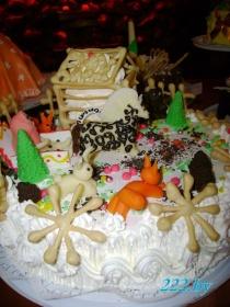 Выставка тортов