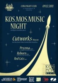 KOS.MOS.MUSIC NIGHT