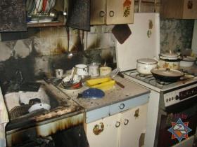 После пожара в Круглом