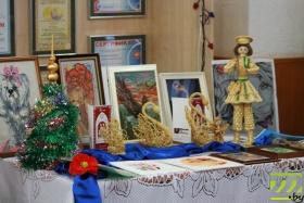 Выставка на «Бабушкиной крынке»