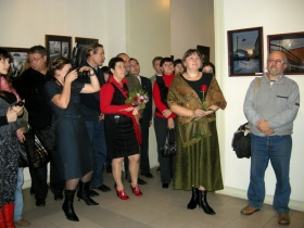 Выставка А. Литина
