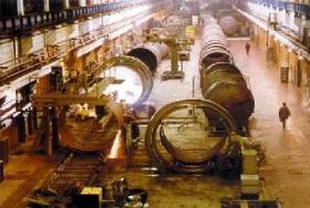 Литейный завод в Могилёве