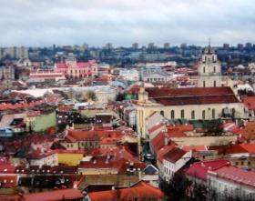 Образовательный визит в Вильнюс