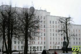 Площадь Ленина в Могилёве