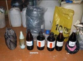 Подпольная лаборатория по производству метадона под Могилёвом