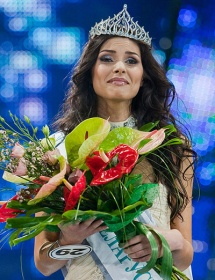 Людмила Якимович - «Мисс Беларусь-2010»