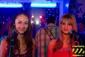 Девушки из рогачёвской группы Sex
