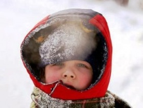 Когда закончится мороз?