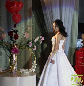 Победительница конкурса Диана Клементьева