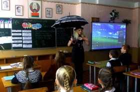 Татьяна Никитина. Фото: отдел образования Могилёвского горисполкома