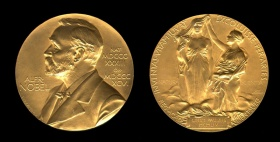Монета для нобелевского лауреата