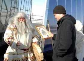 рождественская ясрмарка