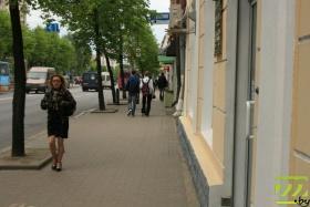 Улицы Могилёва в рабочее время вымрут?