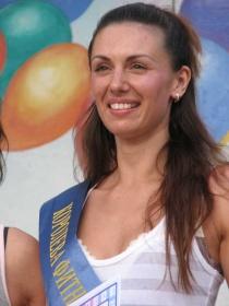 Королева фитнеса Могилёвской области Ольга Панцакова