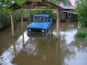 Бобруйск затопило