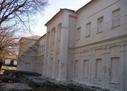 Снесённый дворец