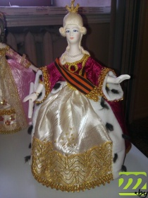 Выставка кукол в Могилёве