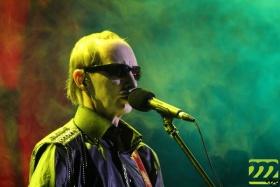 Эдмунд Шклярский в этот вечер спел лучшие песни группы