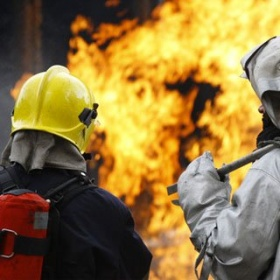 пожар, Могилёв