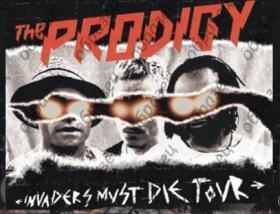 The Prodigy  в Могилёве