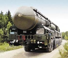 Ракета «Тополь»