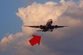 "Пассажира ""Аэрофлота"" выкинули из самолёта прямо над Могилёвом"
