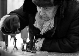 """юный"" шахматист"