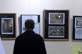 История могилёвского Школища представлена в гравюрах, рисунках и фотографиях