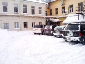Парковка в Могилёве