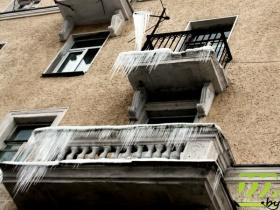 Береги балкон смолоду!