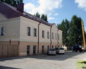 Спасский переулок в Могилёве