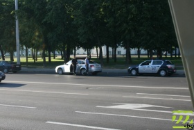 Акция «СТОП БЕНЗИН» в Могилеве