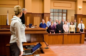ТВ-шоу канала НТВ «Суд присяжных»